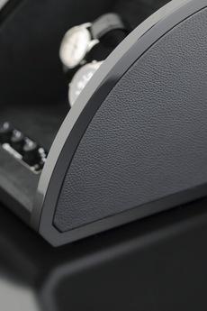 Предварительный просмотр фотографии Elma Motion 1038238 Black High Glossy Leather