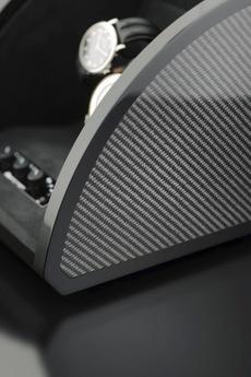 Предварительный просмотр фотографии Elma Motion 1038239 Black High Glossy Carbon